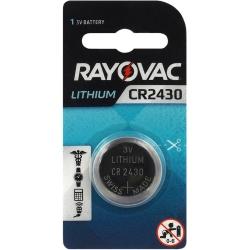 Rayovac Lithium CR2430 - Baterie Litowe