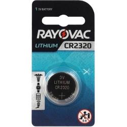 Rayovac Lithium CR2320 - Baterie Litowe