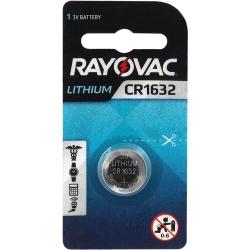 Rayovac Lithium CR1632 - Baterie Litowe