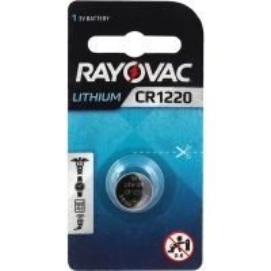 Rayovac Lithium CR1220 - Baterie Litowe