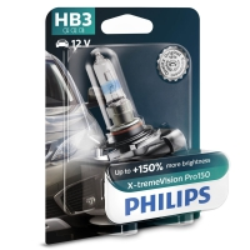 Philips Żarówka HB3 X-TremeVision Pro150 +150%   Blister
