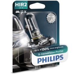 Philips Żarówka HIR2 X-TremeVision Pro150 +150% | Blister