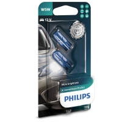Philips Żarówki W5W X-TremeVision Pro150 +150% | Blister