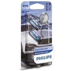 Philips Żarówki W5W White...
