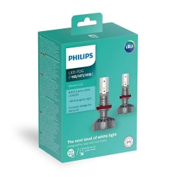 Philips H8/H11/H16 Ultinon LED