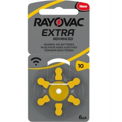 Rayovac Extra™ Advanced 10...