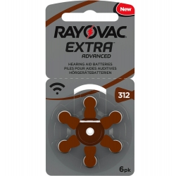 Rayovac Extra™ Advanced 312...