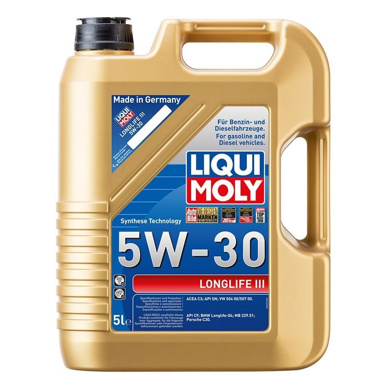 Liqui Moly 5W30 LongLife III 20647 -...