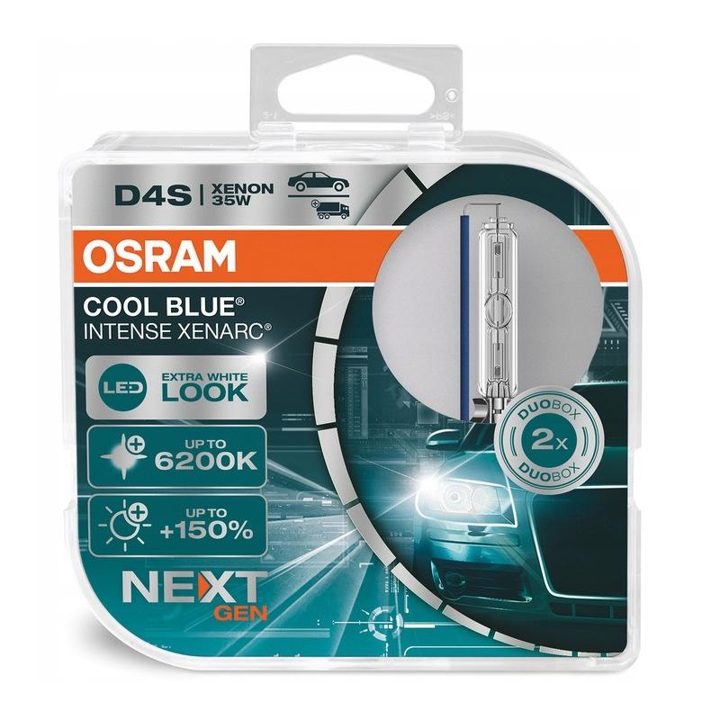Osram D4S Cool Blue Intense   Nowa...