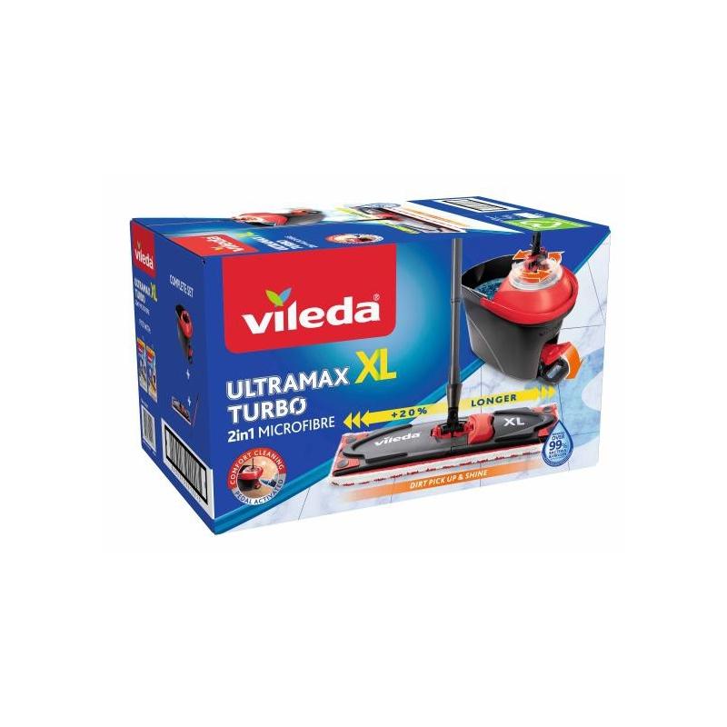 Mop Obrotowy Vileda Ultramat Turbo XL...